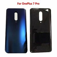 For OnePlus 7 Pro 1+7 Pro Glass Rear Housing Battery Cover Case with Adhesive