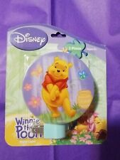 Disney Winnie The Pooh Night Light -New Condition