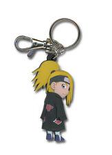 Naruto Shippuden Deidara Key Chain Anime Licensed New