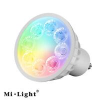 Mi Light Faretto GU10 FUT103 RGB+CCT Dimmerabile Bianco Dinamico Lampadina Smart