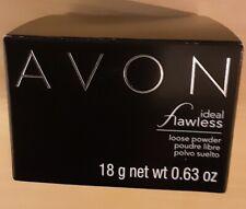 New ListingAvon Ideal Flawless Loose Powder .63 oz. S02 Neutral