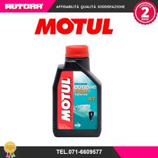 106397 Olio Motul Outboard Tech 10W40 4 tempi technosynthese (MARCA MOTUL)