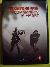 Einsatzgruppen  Les commandos de la mort  DOUBLE DVD COLLECTOR RARE  3H