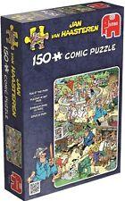 Jumbo Jan Van Haasteren Fun at The Park Jigsaw Puzzle (150-Piece NEW JUMBO GAMES