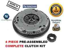 FOR VW POLO 2009>>ON 1.6TDI NEW 4 PIECE PRE ASSEMBLED COMPLETE CLUTCH KIT