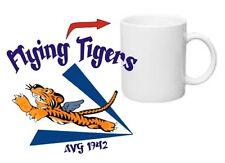 Pin-up Kaffee Tasse Flying Tiger AVG USMC US Army Navy Seals Marines Rockabilly