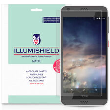 3x iLLumiShield Matte Anti-Glare Screen Protector for HTC Desire 530