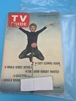 TV GUIDE VINTAGE ISSUE 1962 - LUCY LUCILLE BALL ON COVER