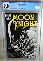 Moon Knight #17 Marvel 1982 CGC 9.8 NM/MT White Pages Comic N0016