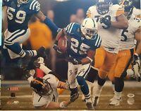 Ben Roethlisberger Signed Pittsburgh Steelers 16x20 Photo PSA/DNA COA