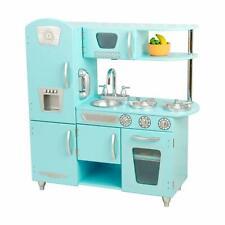 KidKraft Vintage Play Kitchen - Blue (53227)