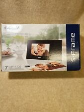 "Sony DPP F-700 7"" Digital Picture Frame with printer"