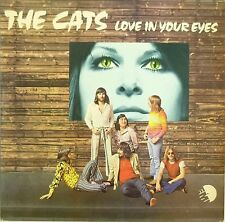 """12"""" LP - The Cats - Love In Your Eyes - B895 - RAR - washed & cleaned"""