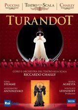 GIACOMO PUCCINI - TURANDOT AGRESTA,MARIA/ANTONENKO,ALEKSANDRS DVD NEU