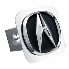 "Acura Chrome Stainless Steel 1.25"" Trailer Tow Hitch Plug Cover"
