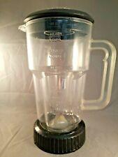 Waring bar blender pitcher jar complete unused commercial Nsf w/ lid & blades S3
