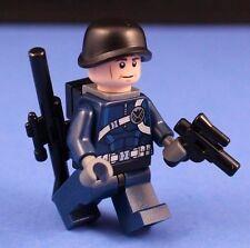LEGO® MARVEL SUPER HEROES™ Avengers SHIELD AGENT COMMANDO Minifigure + 100% LEGO