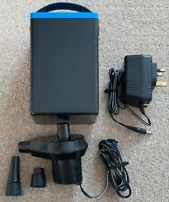 Rechargeable Battery Air Pump For Blow Up Bed Mattress