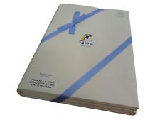 Lenzuolo Percalle Cotone Pettinato. Taglio Tessuto cm. 270x400 GIORI 100% Cotone