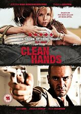 Clean Hands [DVD] *NEW& SEALED*