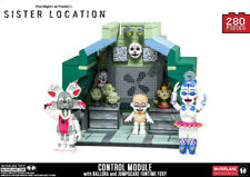Five Nights at Freddys Control Module Construction Set McFarlane FNAF IN STOCK