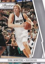 2010-11 Prestige - Dirk Nowitzki #22 - Dallas Mavericks