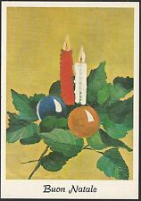 AA4722 Buon Natale - Edizioni SPAM 7828/75 - Eros Bonamini - Cartlolina