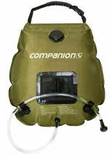 Companion 20L Deluxe Portable Solar Shower