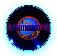DJ Technics Under Platter LED Halo Glow Ti2 Classic Color: BLUE