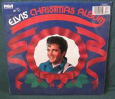 Elvis Presley CAS-2428 Special Products Christmas Album LP SEALED MINT 1986