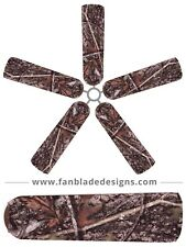 True Timber Ceiling Fan Blade Covers