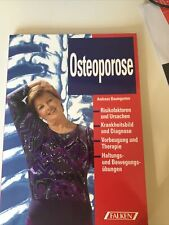 Osteoporose von Andreas Baumgarten (Falken Taschenbuch)