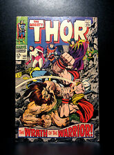 COMICS: Marvel: Thor #152 (1968), Ulik & Destroyer app - RARE