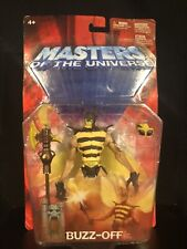 MOTU, MOC BUZZ-OFF 200x Mint Figure,100% Complete Masters of the Universe He-Man