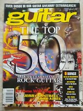 Guitar for the Practicing Musician Magazine February 1996 Allan Holdsworth