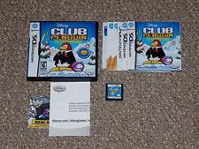Club Penguin: Elite Penguin Force Nintendo DS Complete