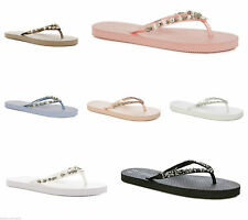 """Atmosphere Flat (less than 0.5"""") Flip Flops Shoes for Women"""