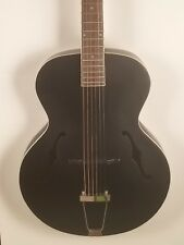 The Loar LH-300-BKM Archtop Acoustic Guitar