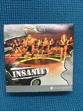 INSANITY 60 Day Total Body Fitness Workout Program DVD Set Beach Body