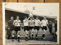 Jimmy Greaves Tottenham Hand Signed 16x12 Photo SEE PROOF. England / Spurs