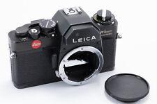 (56) Leica R3 Mot Electronic camera body w/cap, user, working L@@K