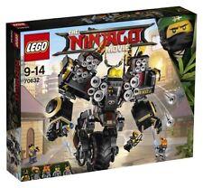 Lego Ninjago The Movie 70632 Le Robot Sismique - Jeu de construction 9-14 ans