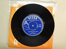 "CHRIS ANDREWS:Something On My Mind-I'll Do The Best I Can-U.K. 7"" 66 Decca Demo"