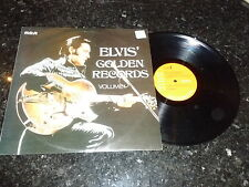 Elvis PRESLEY-ELVIS 'S GOLDEN RECORDS VOLUME 1 - 1970 UK ORANGE LABEL RCA LP