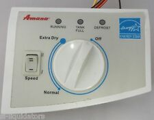 AMANA, HAIER Dehumidfier CONTROL BOARD AND DIAL For Unit D530M