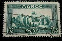 Morocco :1933 Local Motives 1.75 Fr. Rare & Collectible Stamp.