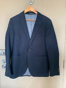 SIZE S, Sports Fit - Rodd & Gunn Jacket Navy / Dark Blue