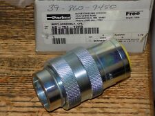 "PARKER NS-751-12FB NO SPILL QUICK COUPLER  BODY SIZE: 3/4"" THREAD G 3/4 BSPP"
