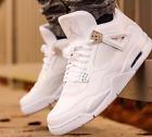 "Nike Air Jordan 4 Retro ""Pure Money"" All Sizes Limited Edition"