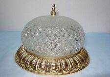 Sölken Leuchte, Plafonier Plafoniere  Lampe Deckenlampe  Bleikristall